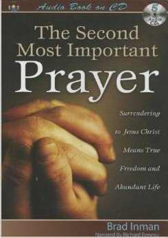 Audiobook-Audio CD-Second Most Important Prayer (5 CD)
