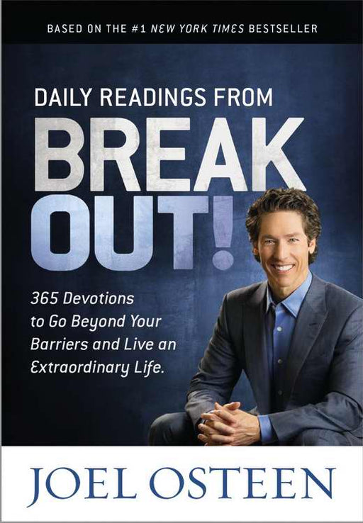Audiobook-Audio CD-Daily Readings From Break Out! (Unabridged)