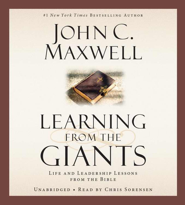 Audiobook-Audio CD-Learning From The Giants (Unabridged)