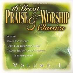 Audio CD-16 Great Praise & Worship Classics V1