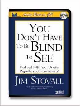 Audiobook-Audio CD-You Dont Have To Be Blind To See (3 CD)