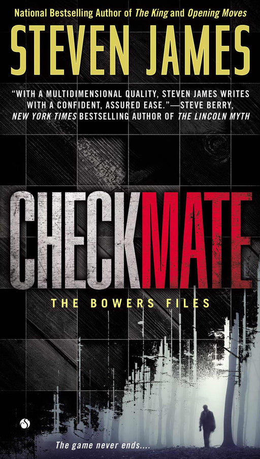 Checkmate (Bowers Files V7)