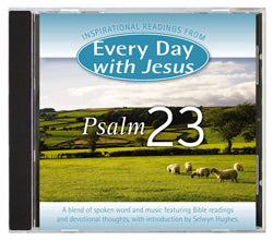 Edwj Spoken Word CD - Psalm 23