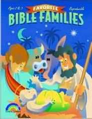 Favorite Bible Families (Ages 2&3)