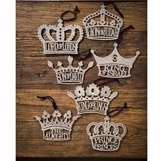 Ornament-Adorenaments-His Royal Names (Box Of 7)