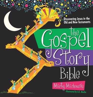 Gospel Story Bible: Discovering Jesus In The Old And New Testaments