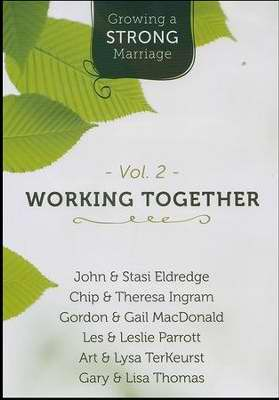 DVD-Growing A Strong Marriage V2: Working Together