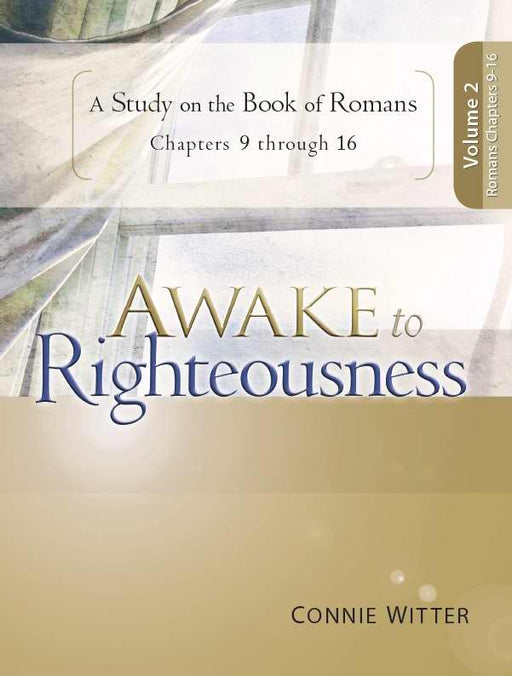 Awake To Righteousness V2