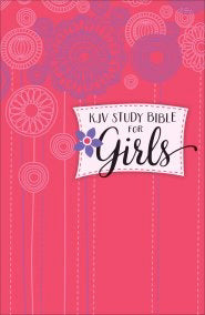 KJV Study Bible for Girls Hardcover