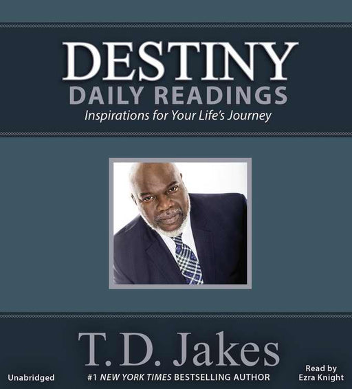 Audiobook-Audio CD-Destiny Daily Readings (Unabridged) (6 CD)