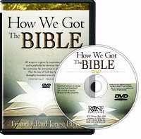 DVD-How We Got The Bible