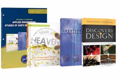 Master Books-Applied Engineering: Studies In God's Design In Nature Set (6th - 8th Grade)