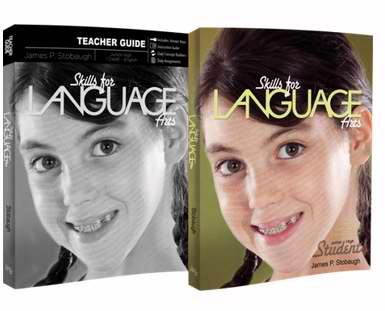 Master Books-Skills For Language Arts Set (6th - 8th)