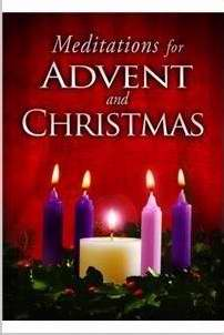 Meditations For Advent And Christmas Devotional (Pack Of 6)