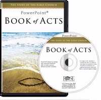 Software-Book Of Acts-PowerPoint