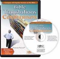 Software-Bible Translations Comparison-PowerPoint