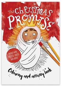 Christmas Promise Coloring & Activity Book