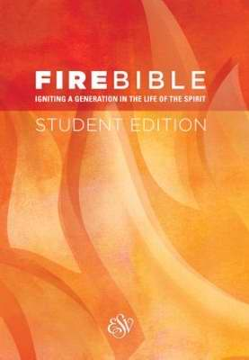 ESV Fire Bible Student Edition-Softcover