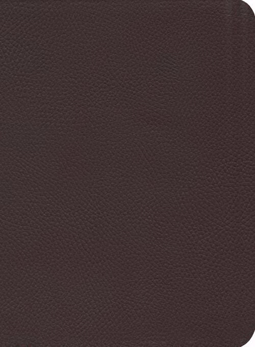 NKJV Reformation Study Bible, Burgundy, Genuine Leather
