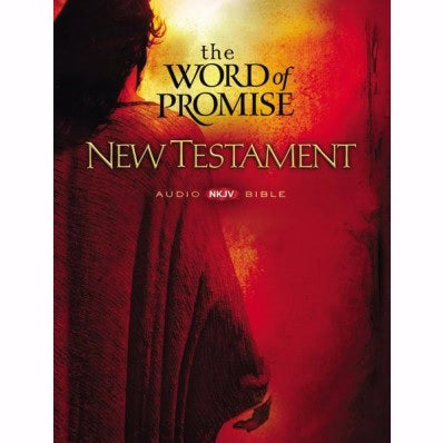 Audiobook-Word Of Promise New Testament Audio Bible-20 CD Set