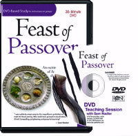 DVD-Feast Of Passover DVD-Based Study