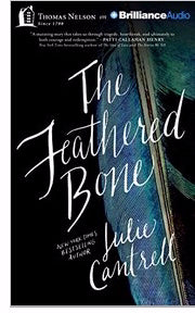 Audiobook-Audio CD-Feathered Bone (Unabridged) (10 CD)