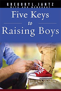 Five Steps To Raising Boys