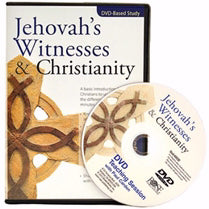 DVD-Jehovah's Wtinesses & Christianity DVD-Based Study