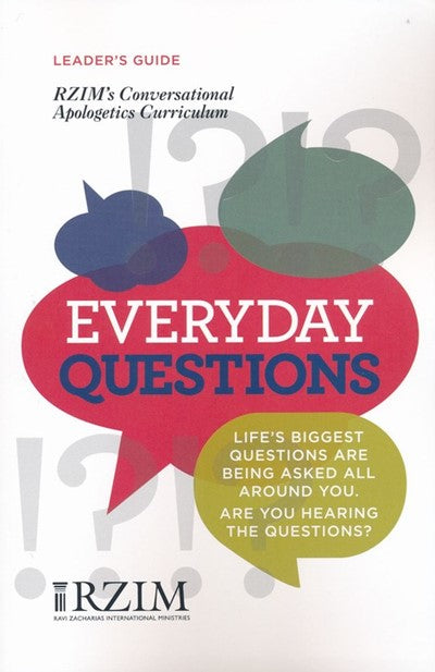 Everyday Questions Curriculum: Leader's Guide