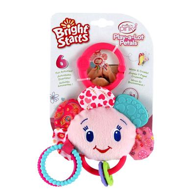Bright Starts Play-A-Lot Petals - Pretty in Pink