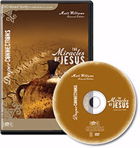 DVD-Miracles Of Jesus DVD Bible Study