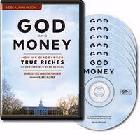 Audiobook-Audio CD-God And Money