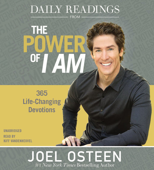 Audiobook-Audio CD-Daily Readings From Power Of I Am (Unabridged)