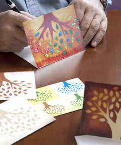 Lifetree Cafe Notecards (Pack Of 24)