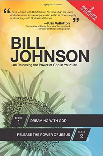 Dreaming With God/Releasing The Power Of Jesus 2 In 1