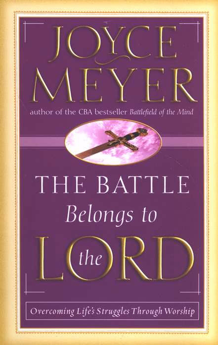 Audiobook-Audio CD-Battle Belongs To The Lord Unabridged (Replay) (5 CD)