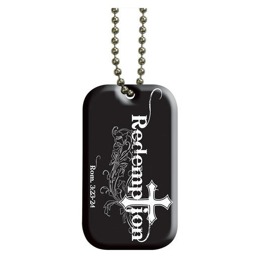 Redemption - Dog Tag