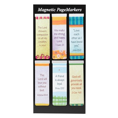 Whimsical - Magnetic Bookmark