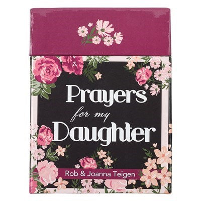 Prayers for My Daughter - Boxed Cards