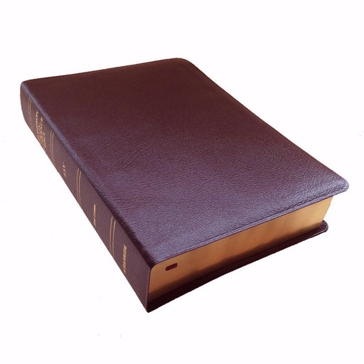ESV Thompson Chain-Reference Bible-Burgundy Bonded Leather