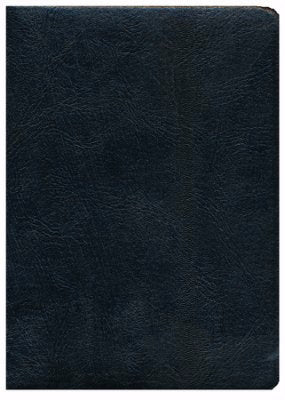 ESV Thompson Chain-Reference Bible-Black Genuine Leather