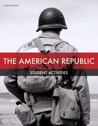 American Republic Student Activity Manual (4th Edition)