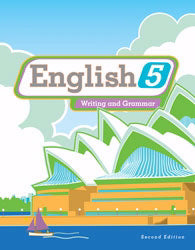 English 5 Student Worktext (2nd Edition)