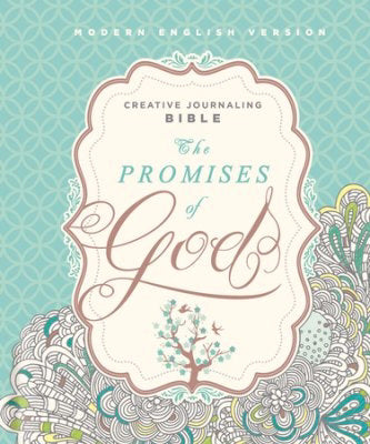The MEV Promises of God Creative Journaling Bible