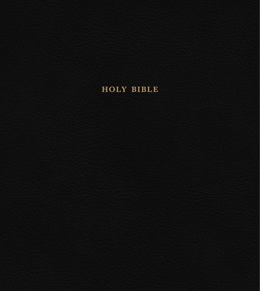KJV Expressions Bible-Deluxe Black Hardcover