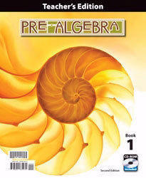 Pre-Algebra Teacher's Edition w/CD (2nd Edition)