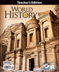 World History Teacher's Edition w/CD (4th Edition)