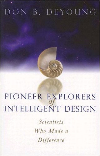 Pioneer Explorers Of Intelligent Design
