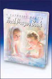 Catholic Baby's First Prayer Book-Padded Board Book