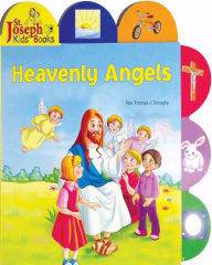 Heavenly Angels (St. Joseph Tab Books)